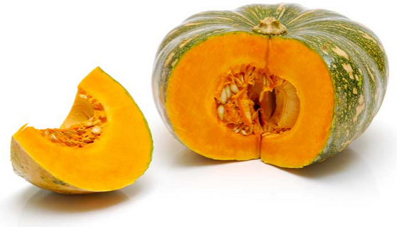 pumpkin fat burning food