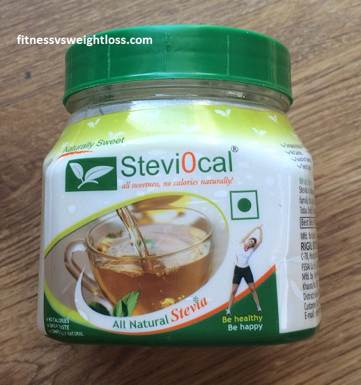 steviocal sweetener 1