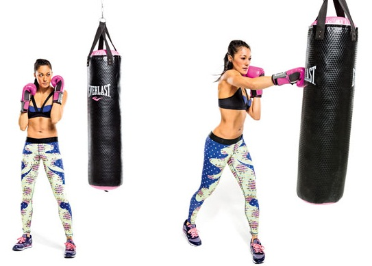 Heavy bag workout benefits