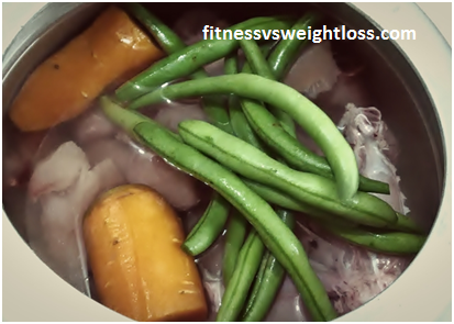 Sweet and Sour Chicken Stir Fry With Veggies 1