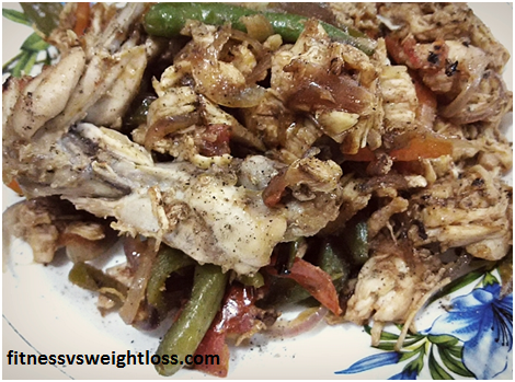 Sweet and Sour Chicken Stir Fry With Veggies final