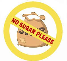 no sugar please