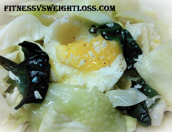 Low Carb Salad Recipe IWB India