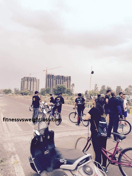 Weekend cycling & Workout Updates 1
