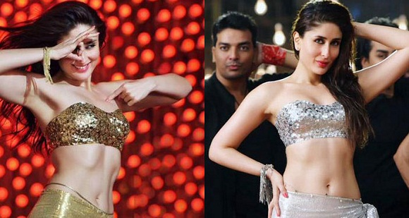 Kareena's Flat Abs Secret Item song