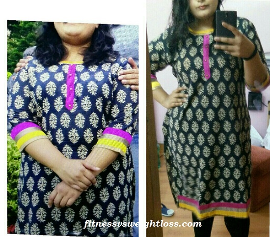 Pcod Weight Loss Success Story India