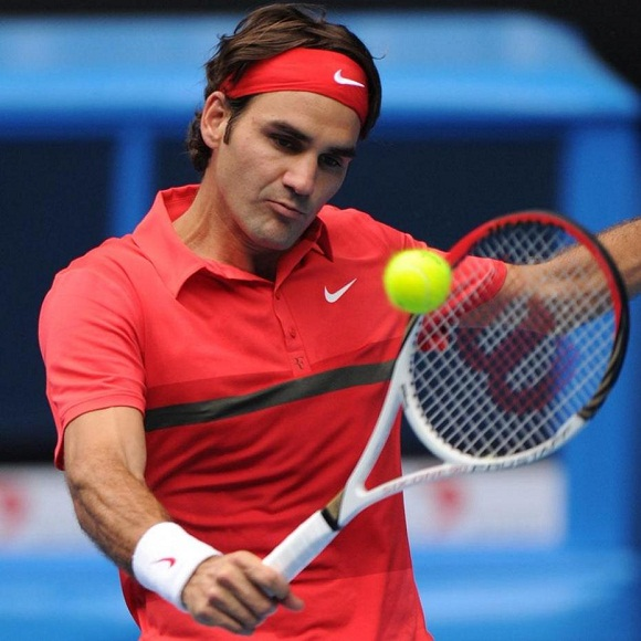 Roger Federer's Diet And Fitness Secrets 1
