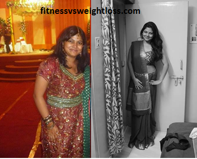Srijita's amazing weight loss story 4