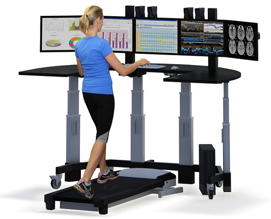 Treadmill Desk burn calories