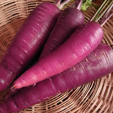 benefits of purple carrots