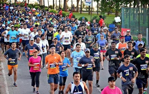 Airtel Hyderabad marathon- 5 Popular Marathons In India