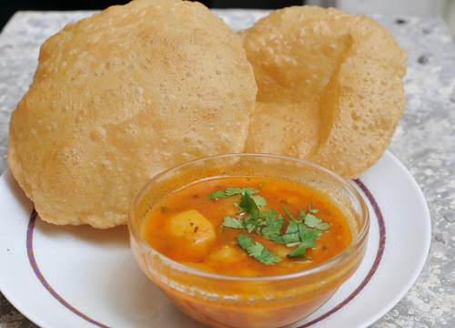 Most Unhealthy Indian Breakfast - 291.2KB