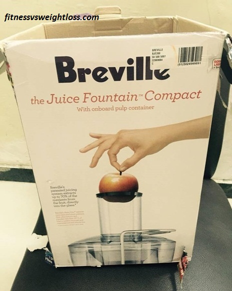 Breville The Juice Fountain Compact 1