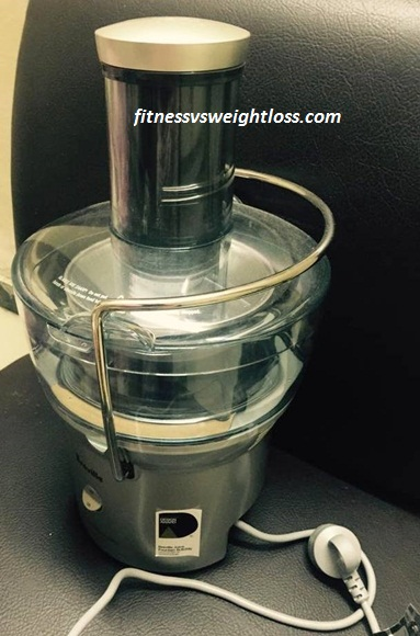 Breville The Juice Fountain Compact 4