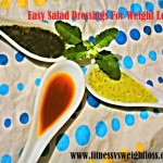 Easy Salad Dressings For Weight Loss