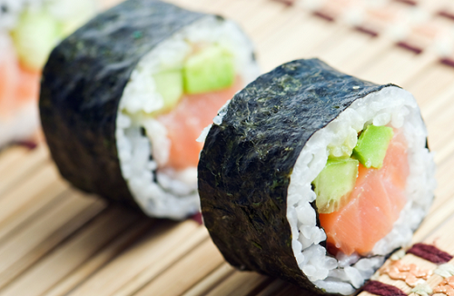 How healthy is sushi 2