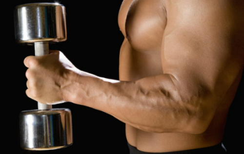 strong forearms exercise