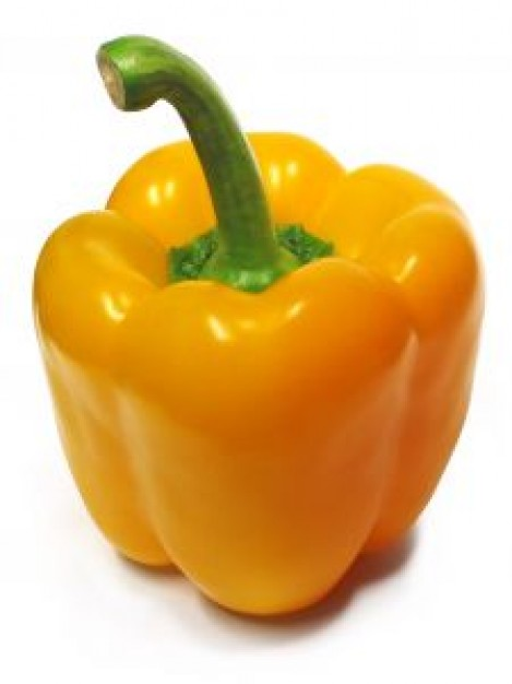 yellow-pepper foods better than multivitamin