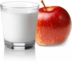 apple milk