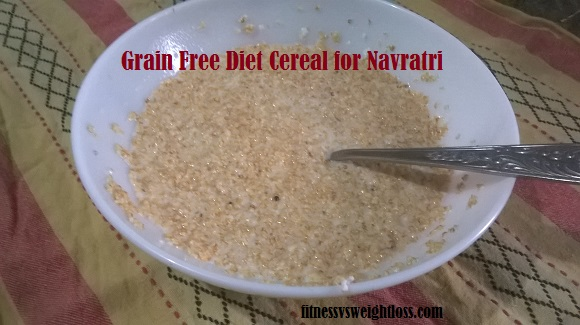 grain free diet cereal