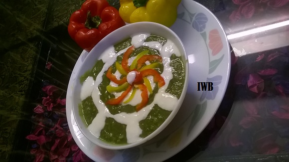lauki palak soup for weight loss 5