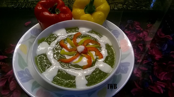 lauki palak soup for weight loss 6
