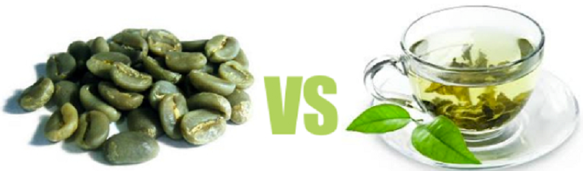 Green Tea Vs Green Coffee