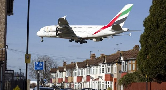 Living Close To Airport Affects Your Health
