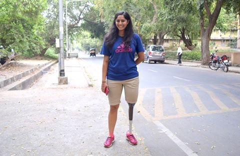 Manasi Joshi badminton player