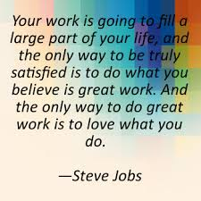 your work love it