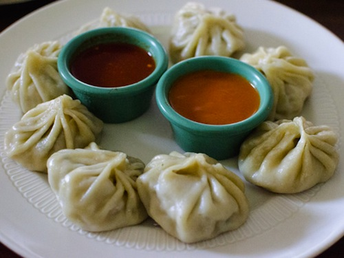steamed momos snacks for weight watchers, Indian Snacks For Weight Watchers