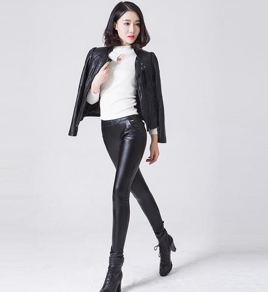 leather pants - Fabric to avoid this summer