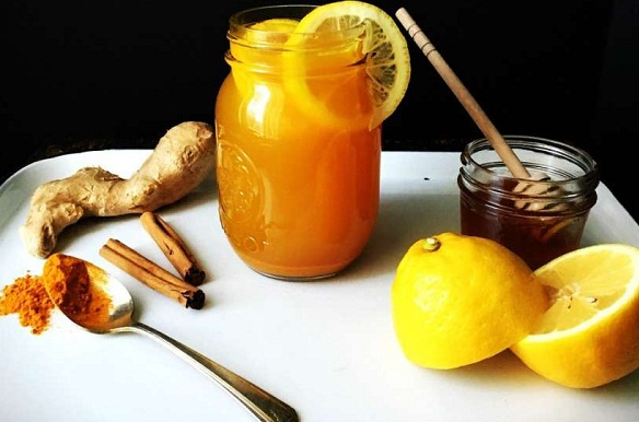 lemon turmeric detox, Lemon And Turmeric Detox