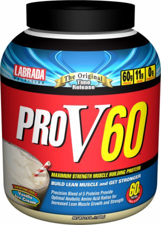 LABRADA Pro V60 weight gain supplement, Weight Gain Products In India