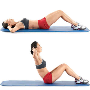 sit-ups-how to make your abs workout better