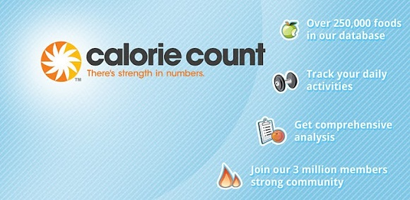 Calorie-Count weight loss app