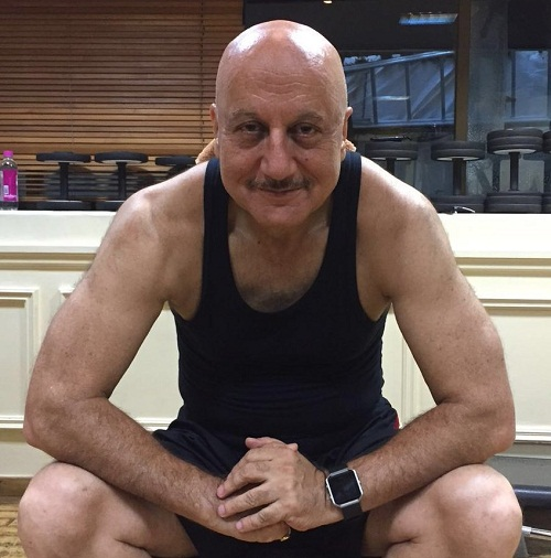 Anupam Kher Weight Loss Of