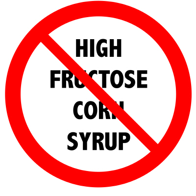 no-high-fructose-corn-syrup, Foods Having High Fructose Corn Syrup