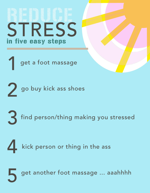 DeStress and Lose Weight