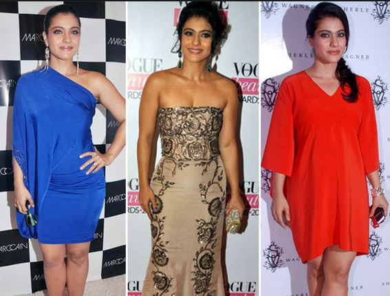 Kajol after weight loss