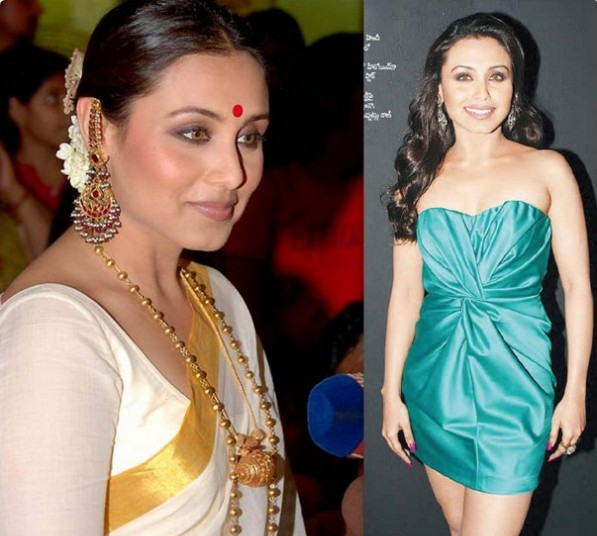 Rani Mukherjee weight loss