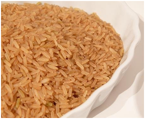brown rice_tummy flattening foods