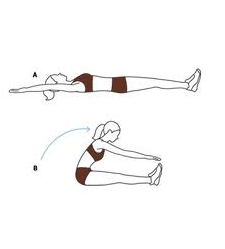 Best Tummy Toning Exercises Roll up