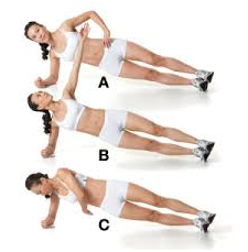 Best Tummy Toning Exercises Side Plank