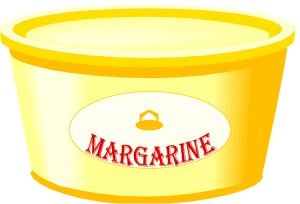 Foods Which Make You Fat margarine