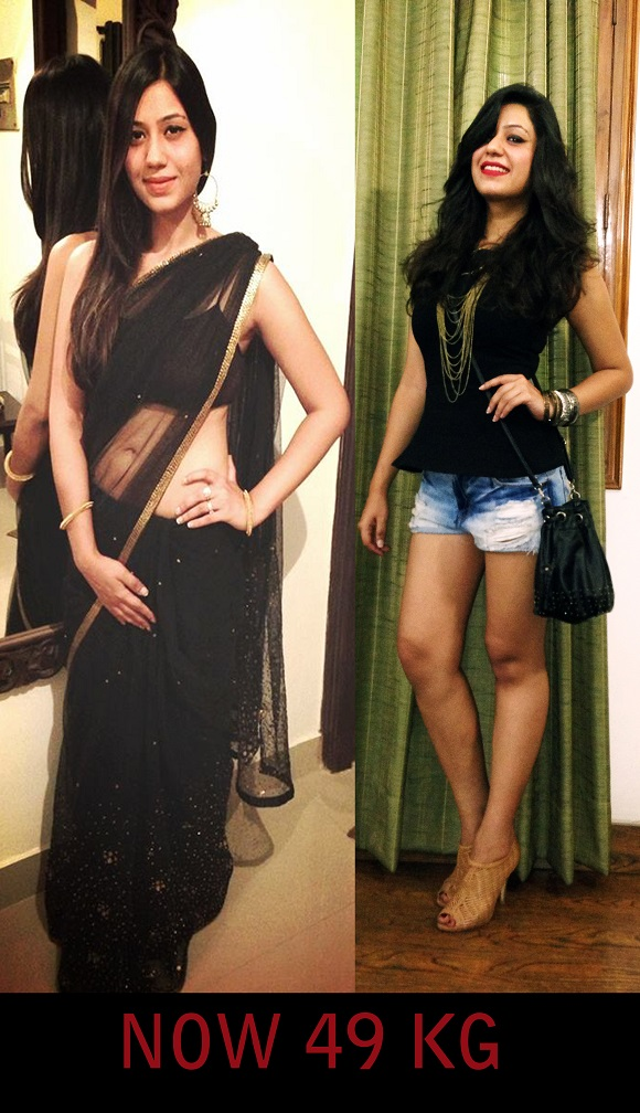 How I lost 16 kgs Weight in 6 months Prerna at 49 kgs now