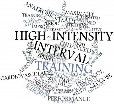 Lose Weight With High Intensity Interval Training