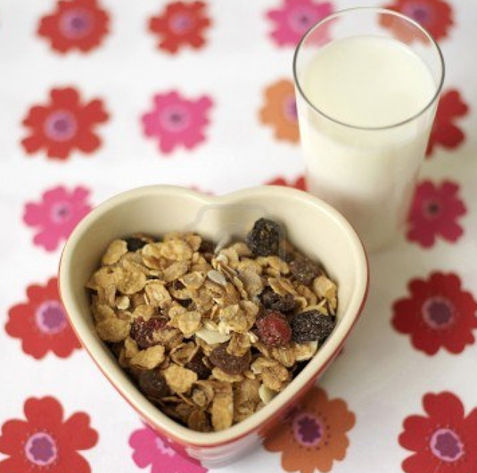 Quick And Healthy Breakfast Ideas For Weight Loss milk