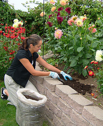 Top Exercises To Lose Weight gardening