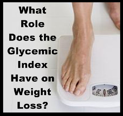 Glycemic Index And Weight Loss